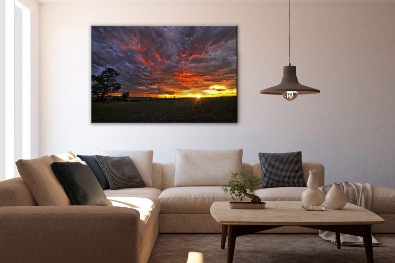 LC Stormy Sunset MockUp